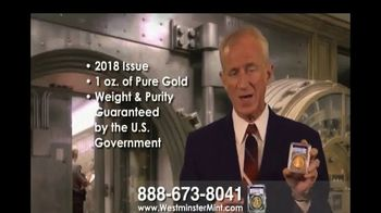 Westminster Mint $50 American Gold Eagle Coin TV Spot, 'Best-Selling' - Thumbnail 7