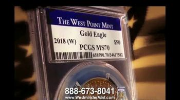 Westminster Mint $50 American Gold Eagle Coin TV Spot, 'Best-Selling' - Thumbnail 8