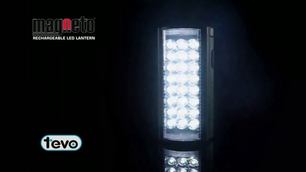 Magneto Tv Commercial The Most Powerful Led Lantern