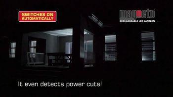 Magneto TV Spot, 'The Most Powerful LED Lantern' - Thumbnail 6