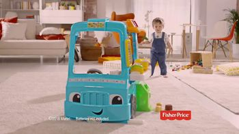 Fisher Price Laugh & Learn Food Truck TV Spot, 'Tiny Chefs' - Thumbnail 1