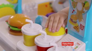 Fisher Price Laugh & Learn Food Truck TV Spot, 'Tiny Chefs' - Thumbnail 10