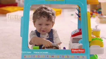 Fisher Price Laugh & Learn Food Truck TV Spot, 'Tiny Chefs' - Thumbnail 2