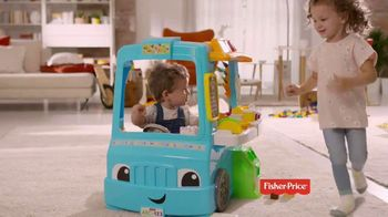 Fisher Price Laugh & Learn Food Truck TV Spot, 'Tiny Chefs' - Thumbnail 3