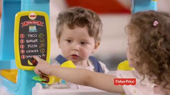 Fisher Price Laugh & Learn Food Truck TV Spot, 'Tiny Chefs' - Thumbnail 4