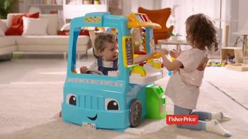 Fisher Price Laugh & Learn Food Truck TV Spot, 'Tiny Chefs' - Thumbnail 5