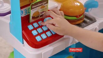 Fisher Price Laugh & Learn Food Truck TV Spot, 'Tiny Chefs' - Thumbnail 8