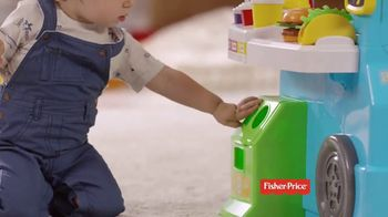 Fisher Price Laugh & Learn Food Truck TV Spot, 'Tiny Chefs' - Thumbnail 9