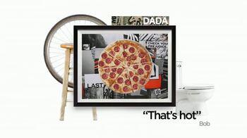 Little Caesars Pizza TV Spot, 'TBS: Art Through the Ages' - Thumbnail 7