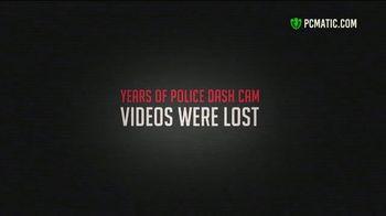 PCMatic.com Pro Server Security TV Spot, 'Police Cameras'