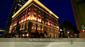 Robert Trent Jones Golf Trail TV Spot, 'Top Three Hotels in Alabama'