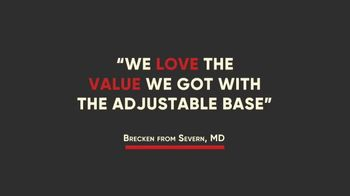 Mattress Firm Labor Day Sale TV Spot, 'Extended: Free Adjustable Base' - Thumbnail 2