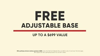 Mattress Firm Labor Day Sale TV Spot, 'Extended: Free Adjustable Base' - Thumbnail 4