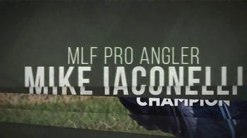 Major League Fishing TV Spot, 'Great Adversary' Featuring Mike Iaconelli - Thumbnail 6