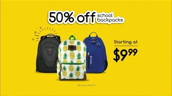 Office Depot TV Spot, 'Summer Sleep Schedule: Backpacks' - Thumbnail 10