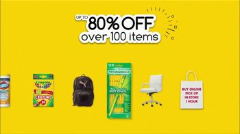 Office Depot TV Spot, 'Summer Sleep Schedule: Backpacks' - Thumbnail 8