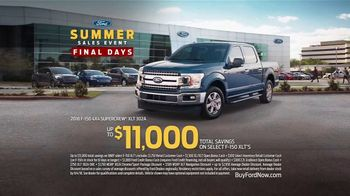 Ford Summer Sales Event TV Spot, 'Final Days' Song by American Authors [T2] - Thumbnail 9