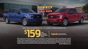 Ford Summer Sales Event TV Spot, 'Final Days' Song by American Authors [T2] - Thumbnail 8