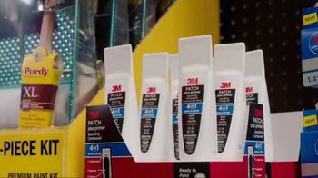 Lowe's Labor Day Savings TV Spot, 'The Moment Your Paint Game Changed' - Thumbnail 3