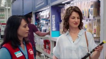 Lowe's Labor Day Savings TV Spot, 'The Moment Your Paint Game Changed' - Thumbnail 4