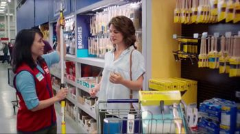 Lowe's Labor Day Savings TV Spot, 'The Moment Your Paint Game Changed' - Thumbnail 5