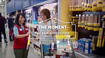 Lowe's Labor Day Savings TV Spot, 'The Moment Your Paint Game Changed' - Thumbnail 7