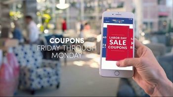 Rooms to Go Labor Day Sale TV Spot, 'Coupon App' - Thumbnail 5