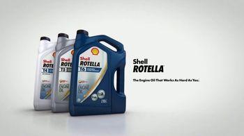 Shell Rotella TV Spot, 'Tireless Industry' - Thumbnail 10