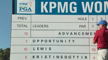 KPMG TV Spot, 'Next Generation of Women Leaders' Featuring Stacy Lewis - Thumbnail 6