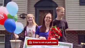 Publishers Clearing House TV Spot, '$2,500 a Week Forever: Never Worry' - Thumbnail 2