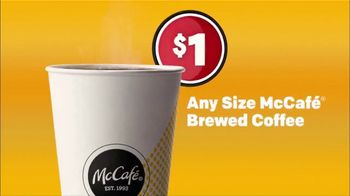 McDonald's $1 $2 $3 Dollar Menu TV Spot, 'Nice: McCafé' - Thumbnail 7