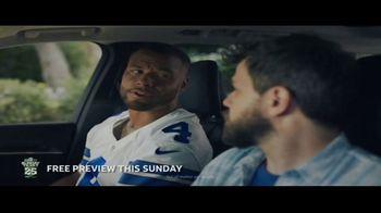 DIRECTV NFL Sunday Ticket Max TV Spot, 'Peyton's Window' Feat. Dak Prescott - Thumbnail 4