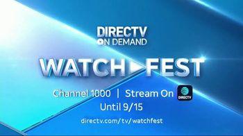 DIRECTV On Demand WatchFest TV Spot, 'Easy to Binge' - Thumbnail 9