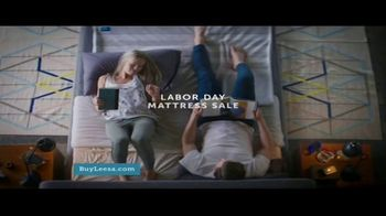 Leesa Labor Day Mattress Sale TV Spot, 'I'm All About My Bed'