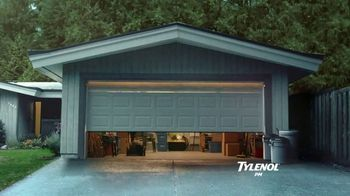 Tylenol PM TV Spot, 'Not Yourself: Garage' - Thumbnail 3