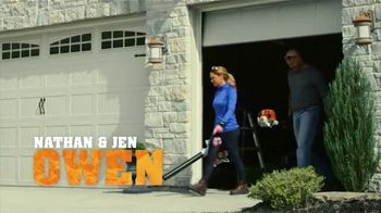 STIHL TV Spot, 'Real People: Nathan and Jen' - Thumbnail 3