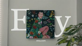 Etsy TV Spot, 'Painting' - Thumbnail 9