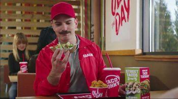 Taco John's Street Tacos TV Spot, 'Hairdo'