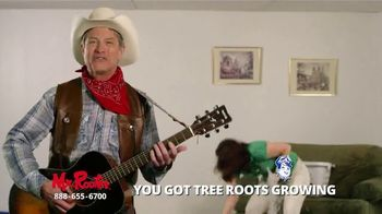 Mr. Rooter Plumbing TV Spot, 'Sewer Problems Sing-Along'