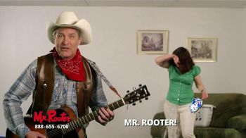Mr. Rooter Plumbing TV Spot, 'Sewer Problems Sing-Along' - Thumbnail 6