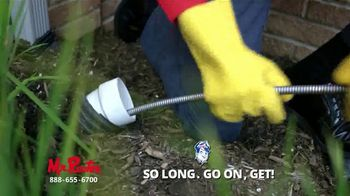 Mr. Rooter Plumbing TV Spot, 'Sewer Problems Sing-Along' - Thumbnail 9