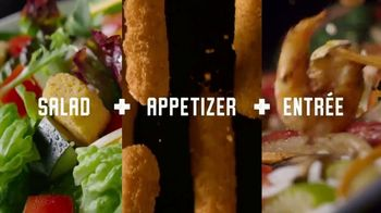 Applebee's 3 Course Meal TV Spot, 'Hungry Eyes' Song by Eric Carmen - Thumbnail 6