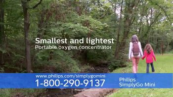 Philips SimplyGo Mini TV Spot, 'The Oxygen You Need' - Thumbnail 2