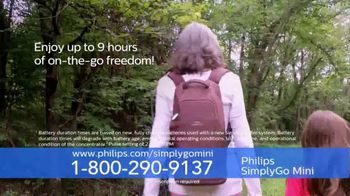Philips SimplyGo Mini TV Spot, 'The Oxygen You Need' - Thumbnail 5