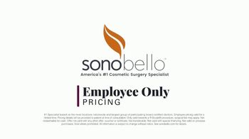 Sono Bello Employee Only Pricing TV Spot, 'Is That My Body?'