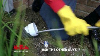 Mr. Rooter Plumbing TV Spot, 'Fix Your Drain' - Thumbnail 9