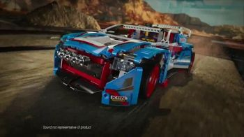 LEGO Technic TV Spot, 'I Build For'