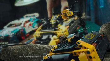 LEGO Technic TV Spot, 'I Build For' - Thumbnail 8