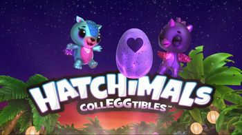 Hatchimals CollEGGtibles Season 4 TV Spot, 'Tropical Party' - Thumbnail 1
