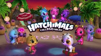 Hatchimals CollEGGtibles Season 4 TV Spot, 'Tropical Party' - Thumbnail 2